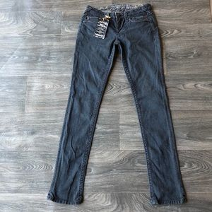 Stitch's Totem Skinny Jeans Boracho Wash Size 27